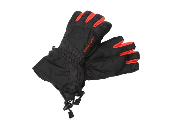 New Dakine Tracker gloves for my four-year-old